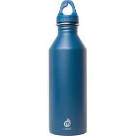 MIZU M8 Drinkfles with Blue Loop Cap 800ml blauw